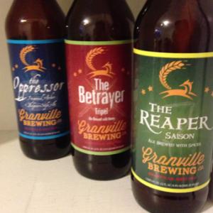 granville brewing company beer