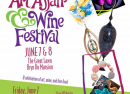 granville art and wine festival