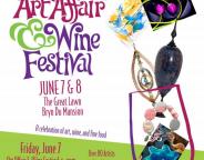 granville art and wine festival