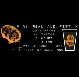 Barleys Mini Real Ale Fest 2013