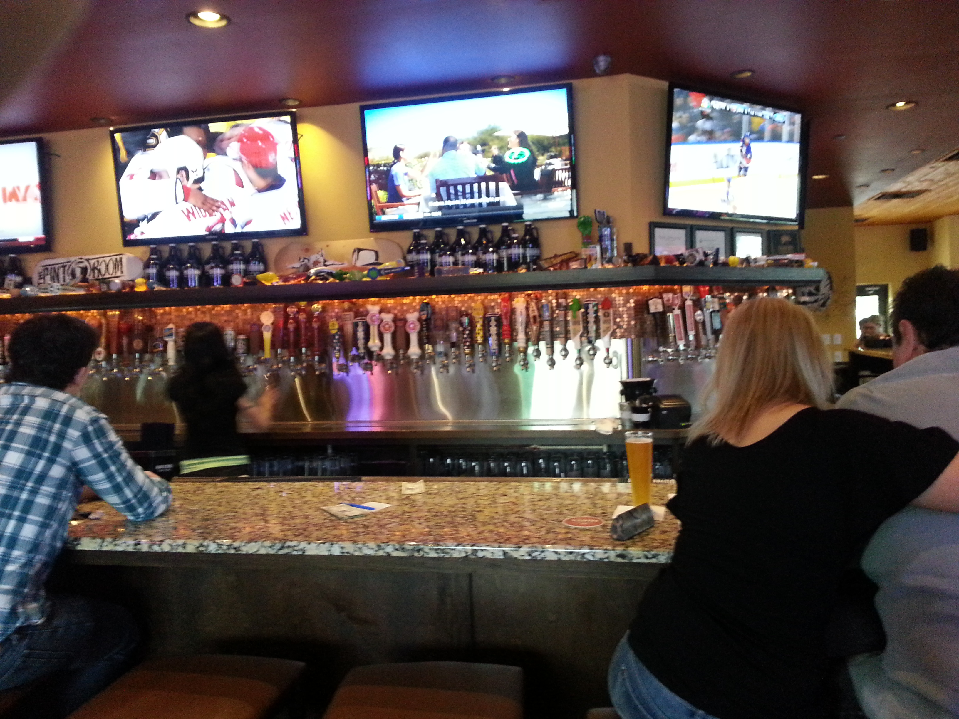 The Pint Room in Dublin | Drink Up Columbus | Columbus blog about ...