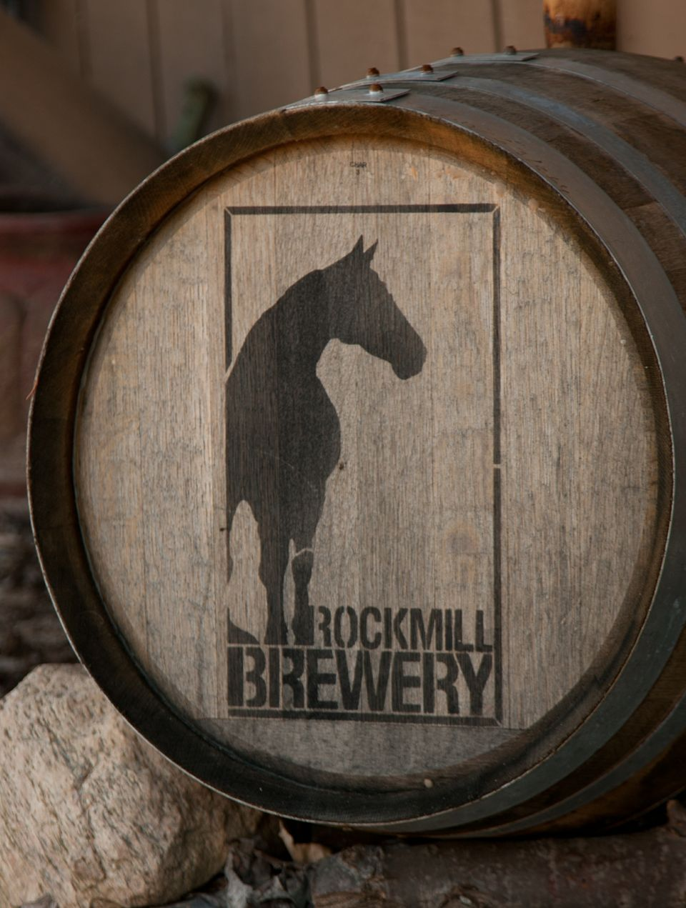 A world away at Rockmill Brewery
