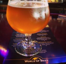 world of beer cocktails