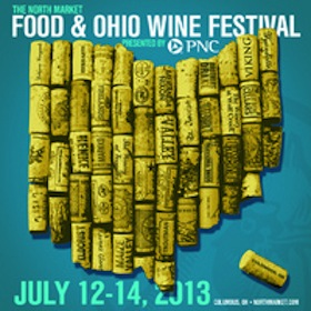 Columbus Ohio North Market Food And Wine Festival