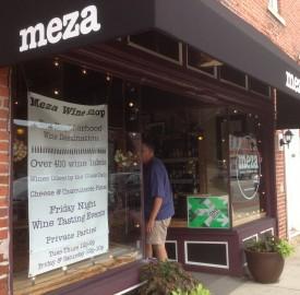 meza wine