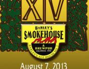 barleys smokehouse anniversary
