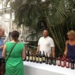 The Grand Tasting spreads across and through the Conservatory.