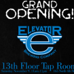 elevator taproom