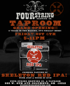 four string taproom