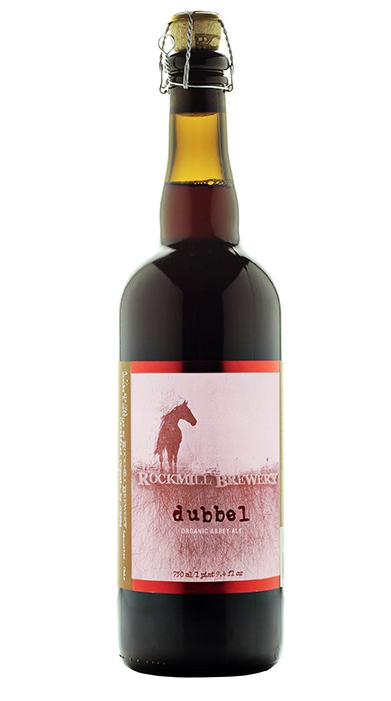 rockmill brewery dubbel