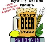 grove city craft beer festival