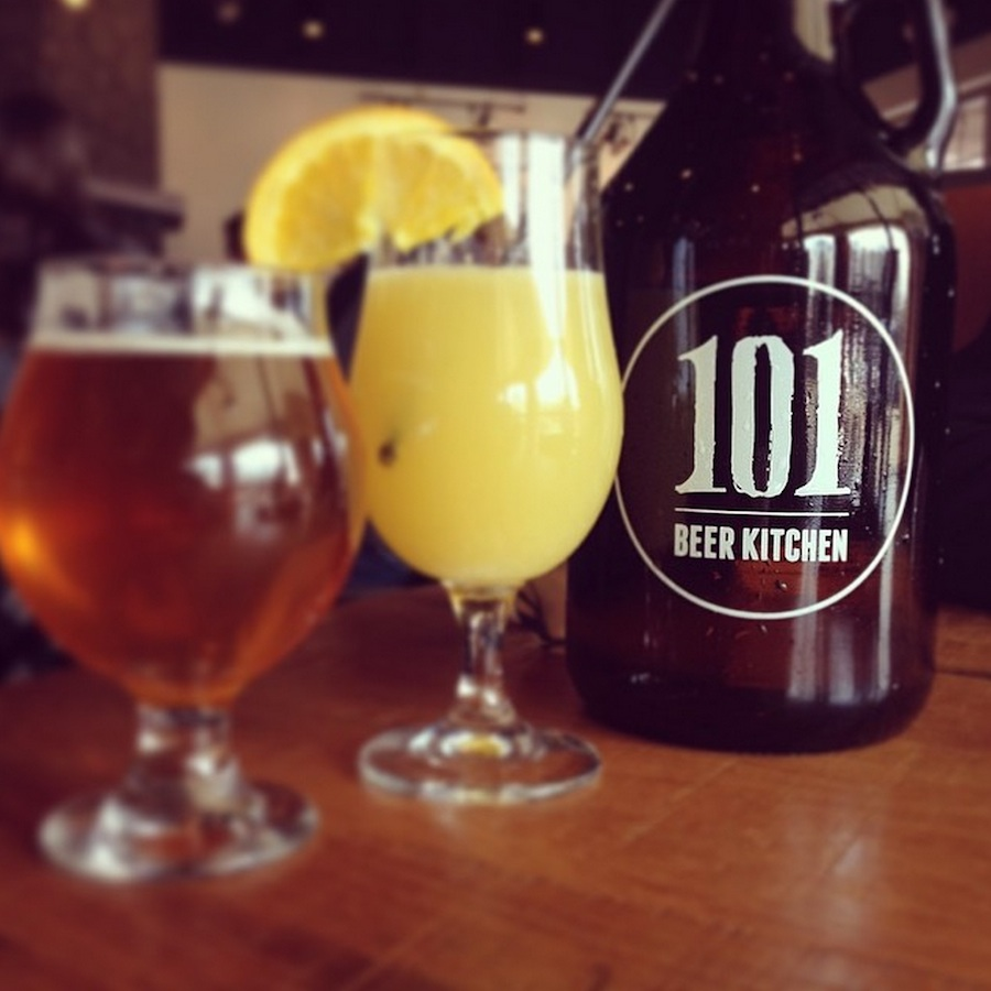 Drunk Brunch: 101 Beer Kitchen Redux | Drink Up Columbus ...