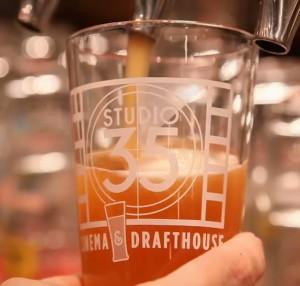 studio 35 beer tasting