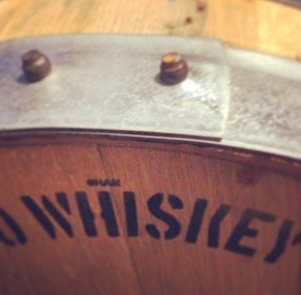 north high middle west spirits whiskey barrel