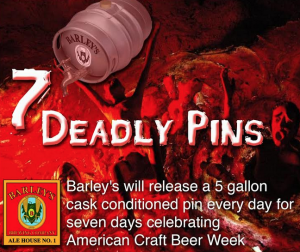 7 deadly pins