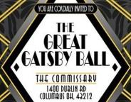 gatsby ball
