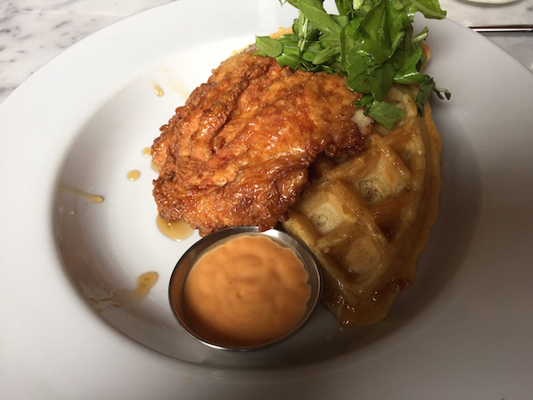 forno chicken waffle