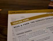 World of Beer Easton Menu