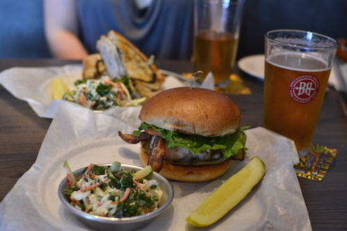 World of Beer Easton Food