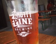 knotty pine brewing
