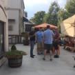 the Ohio Taproom patio