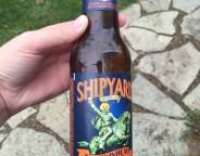 Shipyard Pumpkin Beer