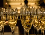 New Years Eve Champagne Event Rount Up