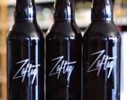 Zaftig Brewing Company Bottle