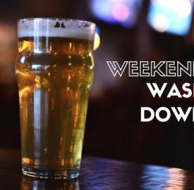 Weekend Wash Down