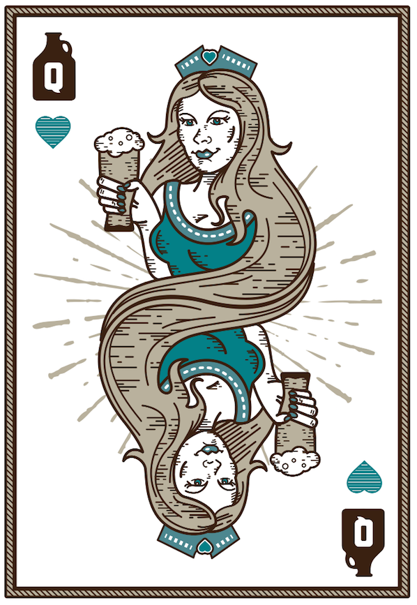 Cbus Ale Trail Playingcards