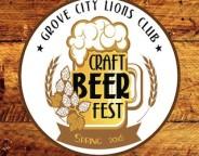 Grove City Spring Beer fest
