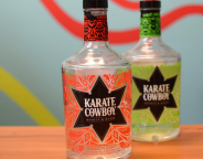 Karate Cowboy Mint Ginger