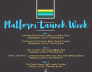 Platform Launch Week