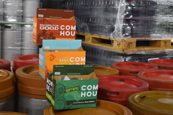 Commonhouse Ales Columbus Brewery