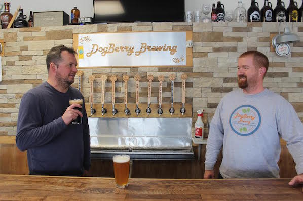 dogberry-brewing