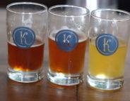 Kindred tasting glasses