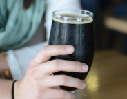 land-grant woman beer
