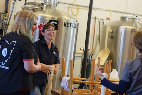 women's brew day columbus 1