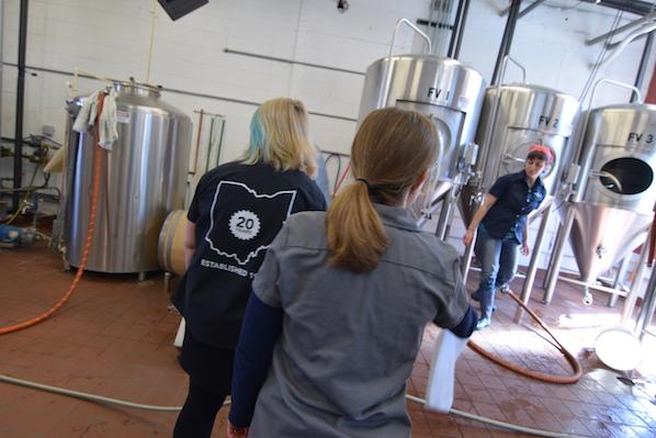 women's brew day columbus 6