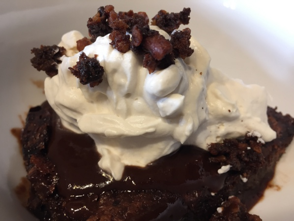 Magic Chocolate Stout Cake