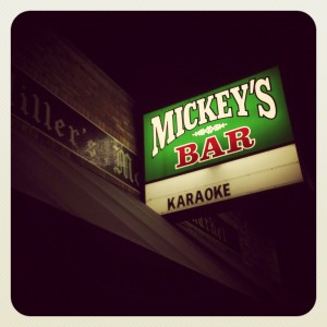 Mickey's Bar