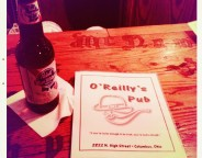 O'Reilly's Pub in Clintonville