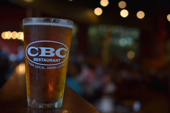 cbc restaurant beer
