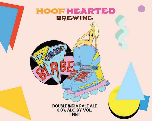 Hoof Hearted Roller Blade