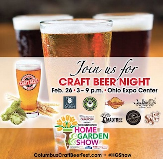 Craft Beer Night At The Home And Garden Show Giveaway Drink Up