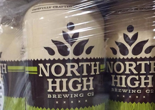 North High new cans