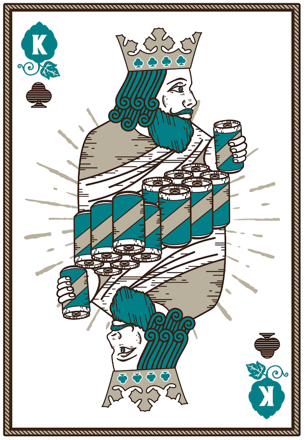 Ale Trail playing cards
