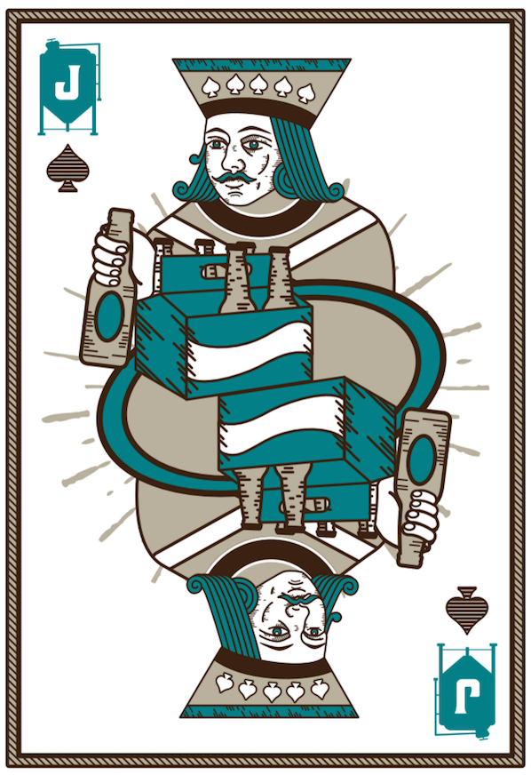 Cbus Ale Trail cards