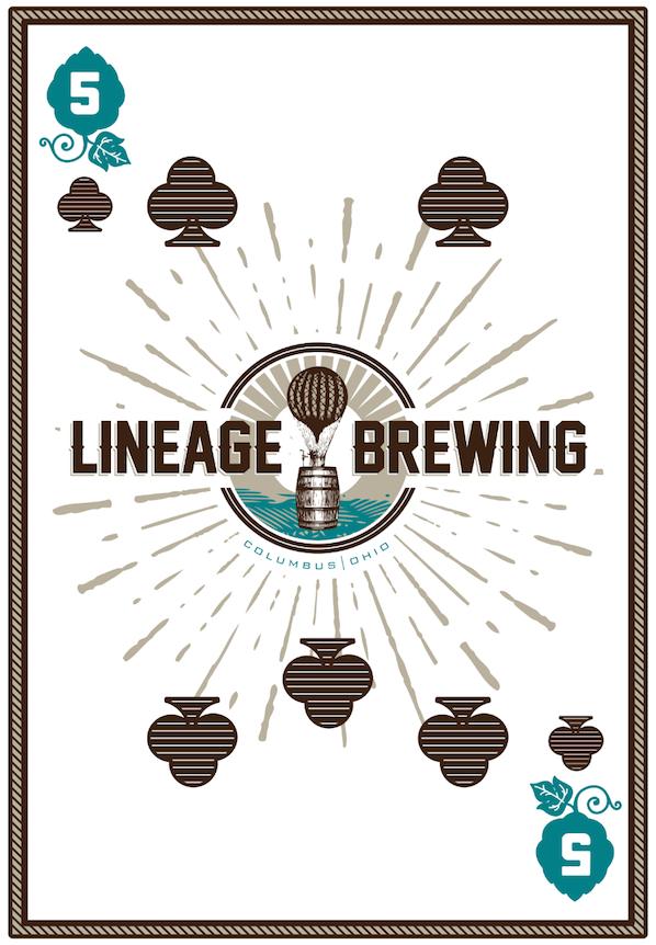 Lineage Brewing Columbus Ale Traik