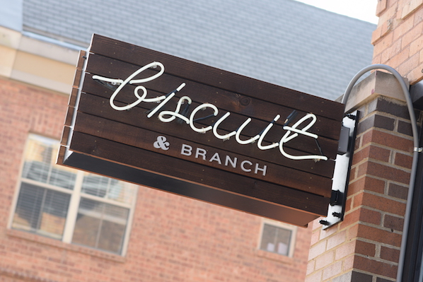 Biscuit and Branch short north